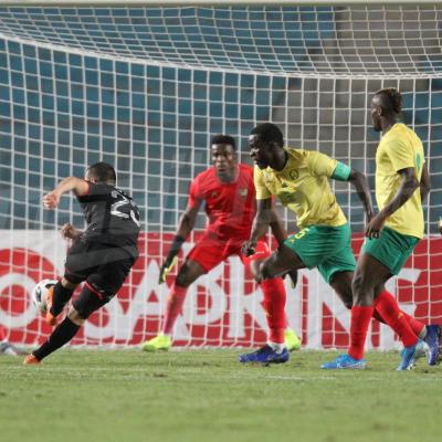 Amical: Tunisie (0-0) Cameroun