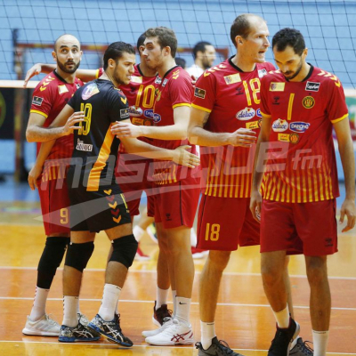 Volley-ball : EST (3 - 1) CSS