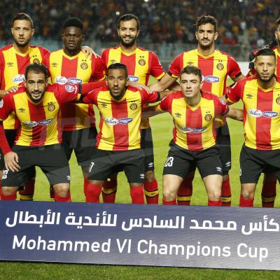 البطولة العربيّة: الترجي الرياضي (1-1) أولمبيك اسفي