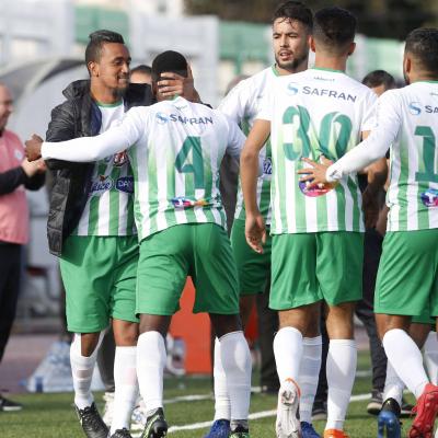 الرابطة الأولى - الجولة التاسعة : مستقبل سليمان - الملعب التونسي