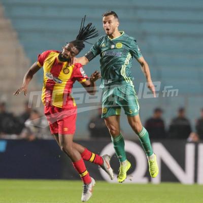 رابطة الأبطال: الترجي الرياضي (1-0) شبيبة القبائل
