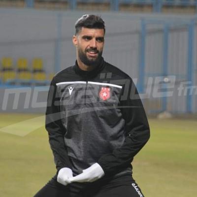 النجم يجري حصته التدريبية الأولى في القاهرة