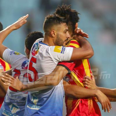 الرابطة الأولى - الجولة 14 : الترجي الرياضي التونسي (1 - 1) الإتحاد الرياضي بتطاوين