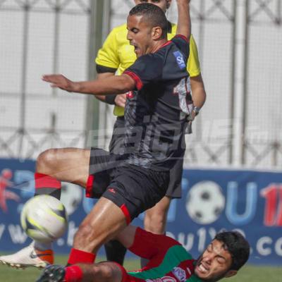 Ligue 1 Pro  - 14ème journée : Stade tunisien (1-0) Club Africain