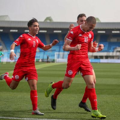 كأس العرب للأواسط:تونس تقسو على المغرب وتتأهل إلى النهائي