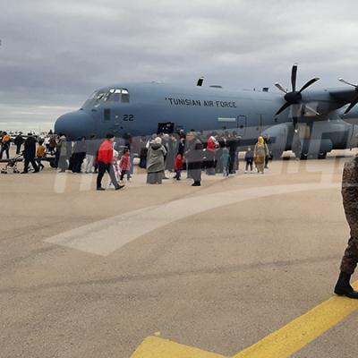 جربة: المعرض الدولي للطيران مفتوح للعموم