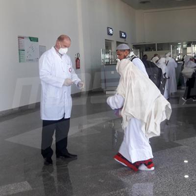 مطار توزر: وصول 158 معتمرا