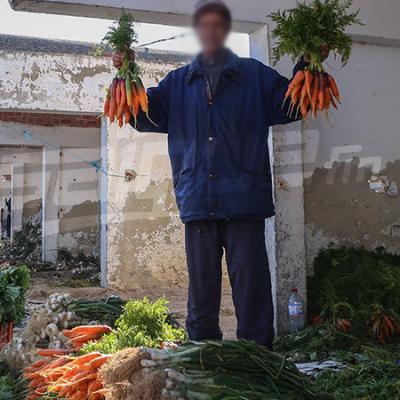 جولة في سوق المركزية بنابل