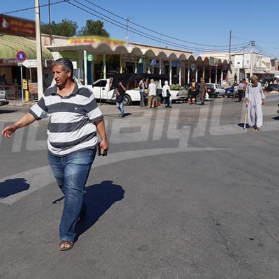 تطاوين : الإضراب العام ناجح إداريا وفاشل تجاريا