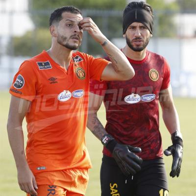 لقاء ودي: الترجي الرياضي التونسي (1 - 1) اتحاد تطاوين