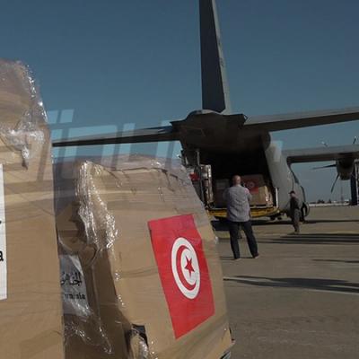 طائرتان عسكريتان تقلعان من مطار العوينة في إتّجاه لبنان