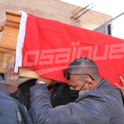 تشييع جثمان الطبيب بدر الدين علوي