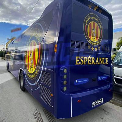 Le bus de l'Espérance fait peau neuve