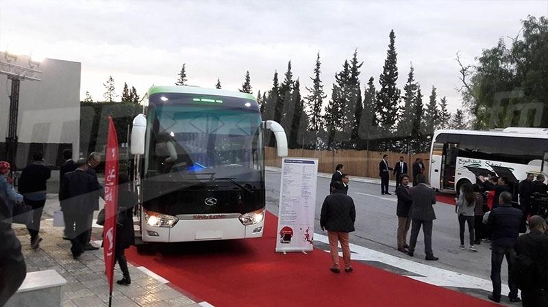 مؤسسة صينية رائدة في صناعة الحافلات