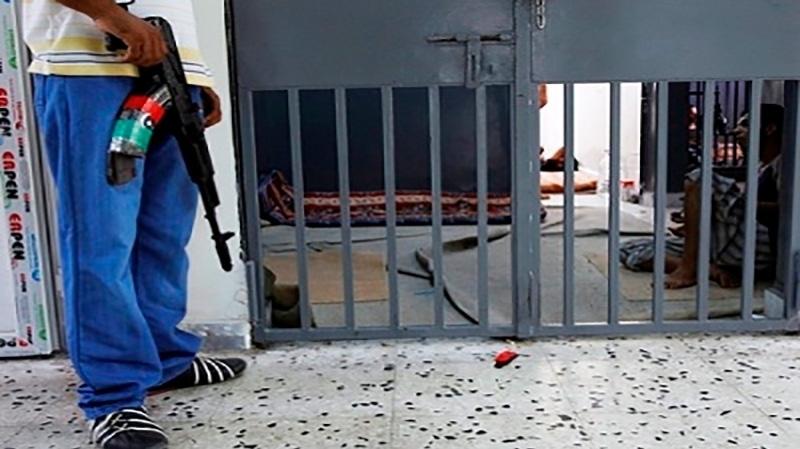 سجن ليبيا