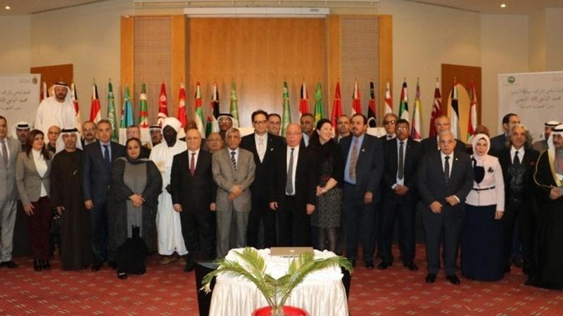 الدورة 20 لمؤتمر الوزراء المسؤولين عن الشؤون الثقافية في الوطن العربي