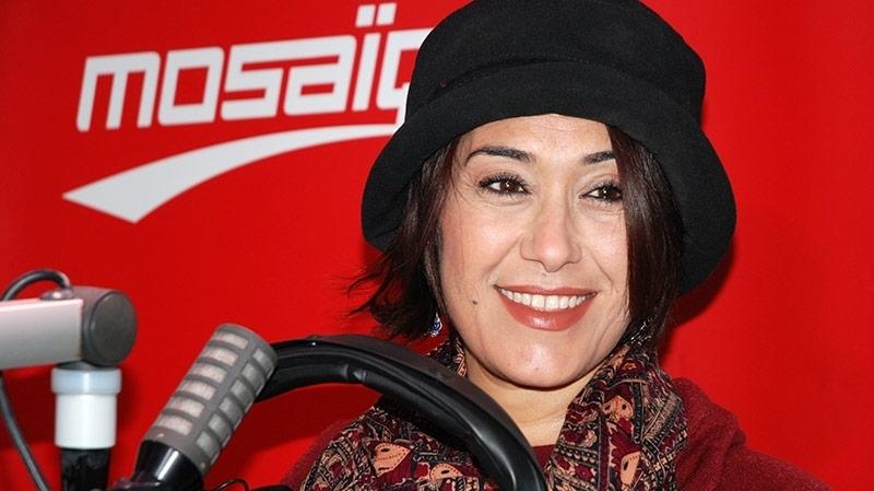 الفنانة التونسية لبنى نعمان