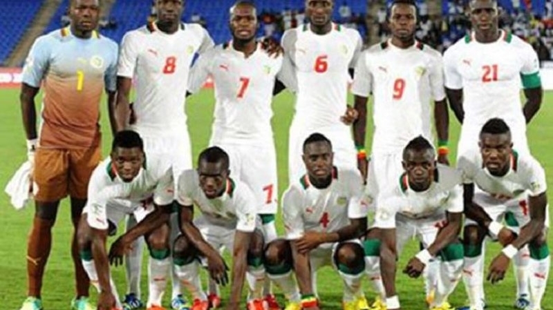 المنتخب السنغالي
