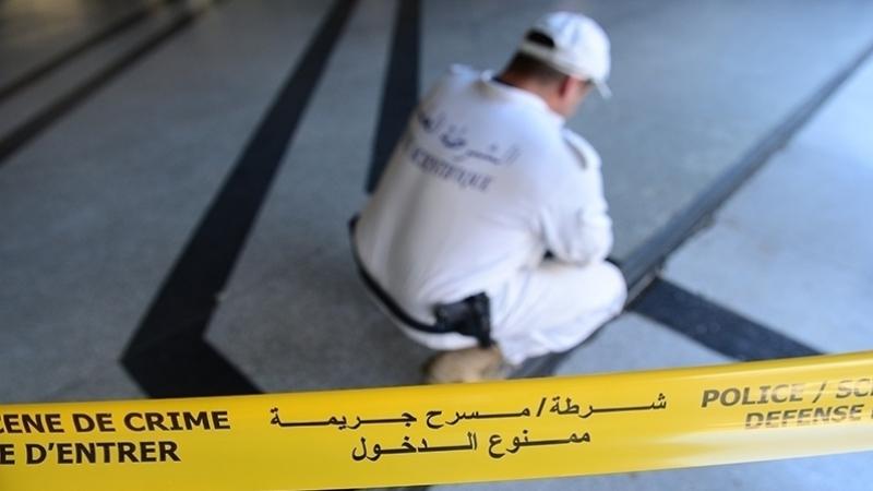 الدرك الجزائري يوقف قاتل زوجته التونسية