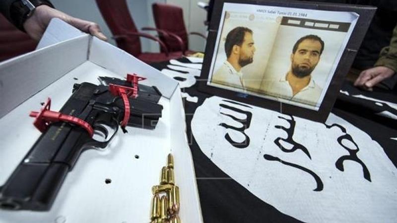 القبض على ''داعشي'' تونسي في روما
