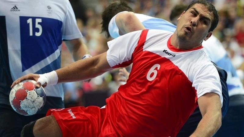 مونديال كرة اليد: تاج قائد فريق وتحكيم كوري ضد مقدونيا