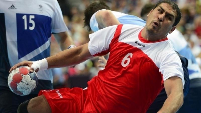 المنتخب الوطني لكرة اليد يتعادل أمام ايسلندا