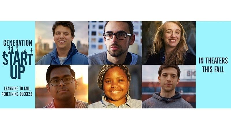 """الوثائقي الأمريكي """"GENERATION STARTUP"""" في تونس"""