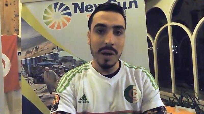 وفد إعلامي جزائري