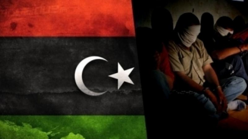 ليبيا-إرهابيين تونسيين