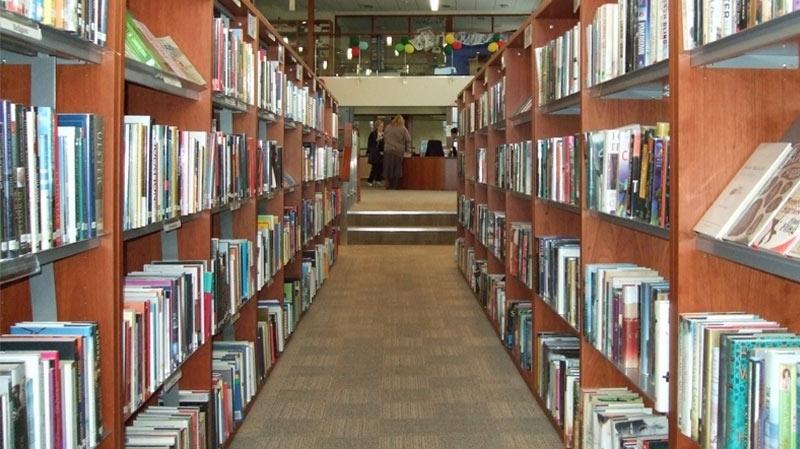 مكتبة عموميّة