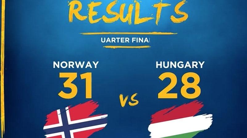 النرويج-المجر-مونديال