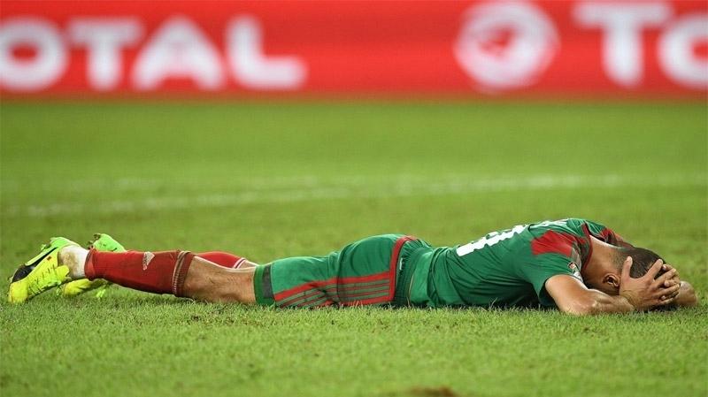 كان 2017: مصر تقصي المغرب وتتأهل إلى نصف النهائي