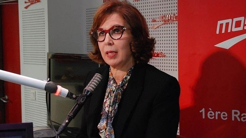 وزيرة المالية لمياء الزريبي