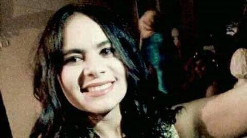 حادث مرناق:  استاذة رحمة النوالي ترثي تلميذتها