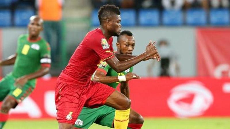 منتخب بوركينا فاسو ينهي الكان في المركز الثالث