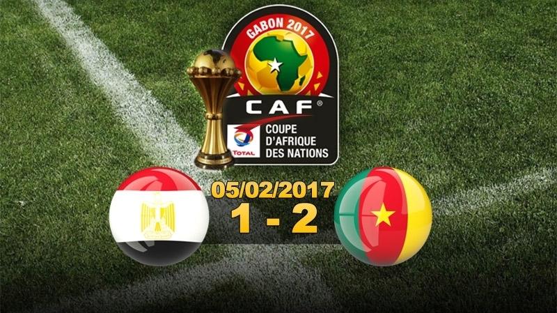 مصر-الكاميرون