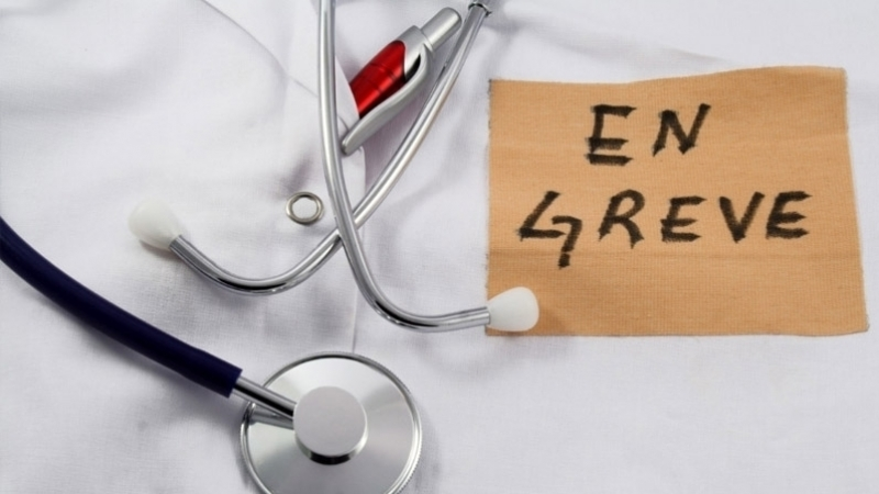 اضراب-أطباء