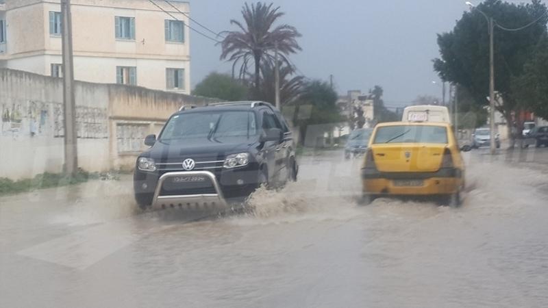 جندوبة: فتح كافة الطرقات المقطوعة بسبب الأمطار