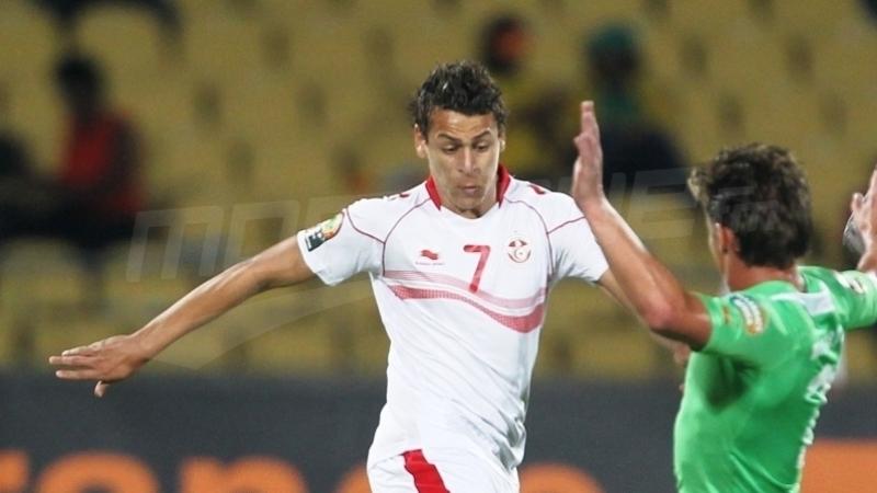 يوسف المساكني يصنع انتصار فريقه لخويا ضد الجزيرة الاماراتي