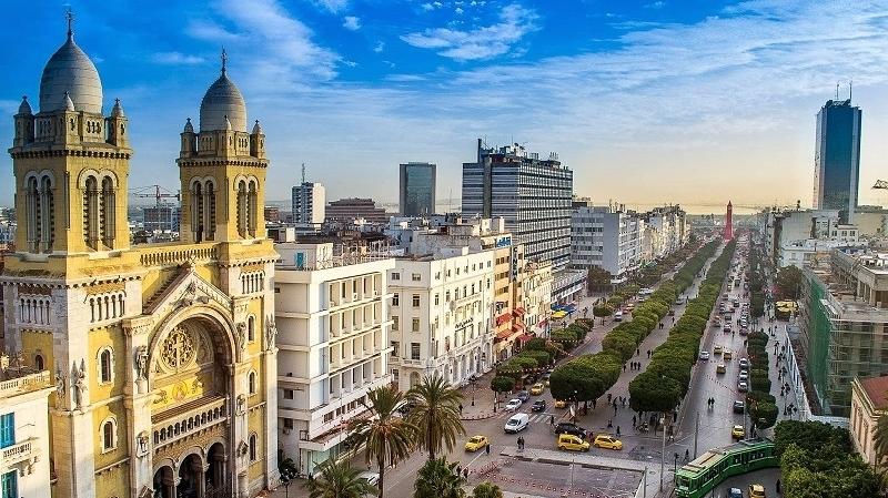 نتيجة بحث الصور عن تونس العاصمة
