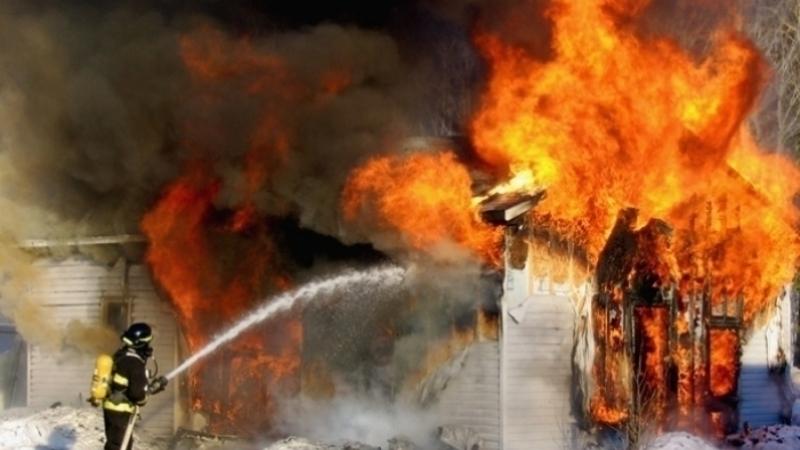 الحماية المدنية-حريق