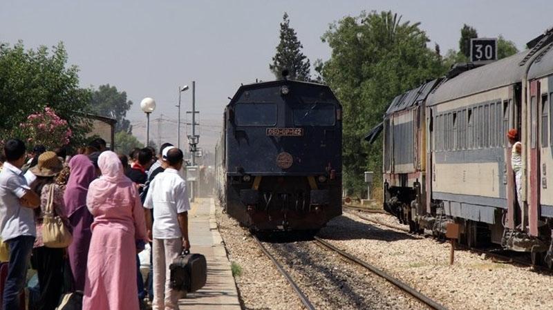 جندوبة : قطار يدهس كهلا