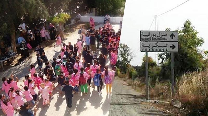منزل بورقيبة: مجهولون يقتحمون مدرسة ام هاني و يعبثون بمحتوياتها