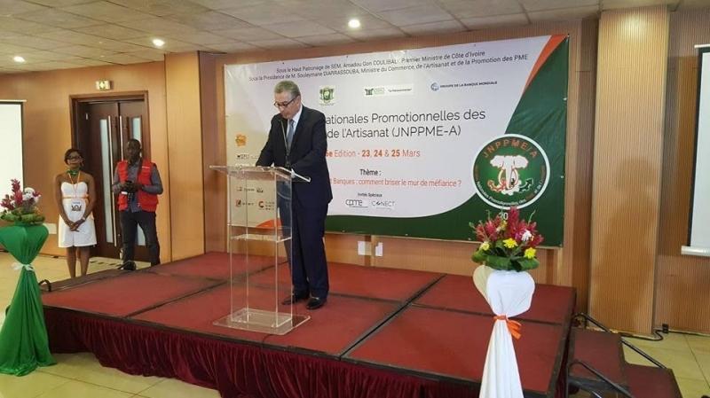 رجال أعمال تونسيون في الكوت ديفوار لتطوير الشراكة بين البلدين