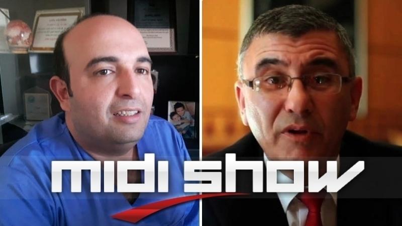 فوزي الشرفي وأمين الزرقوني ومحسن بن ساسي في ميدي شو اليوم