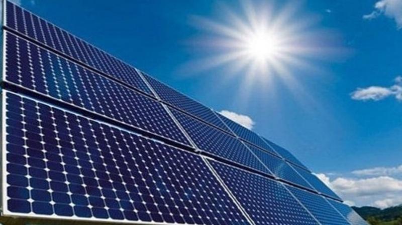 محطة لإنتاج الطاقة الشمسية بولاية توزر