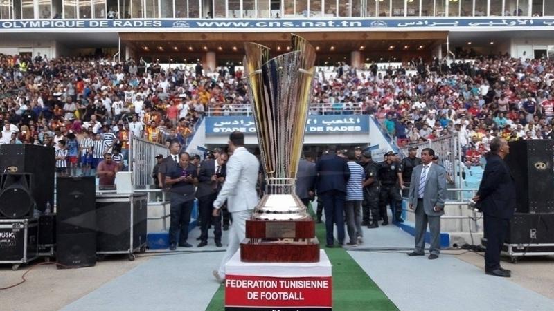 كأس تونس: نتائج قرعة نصف النهائي