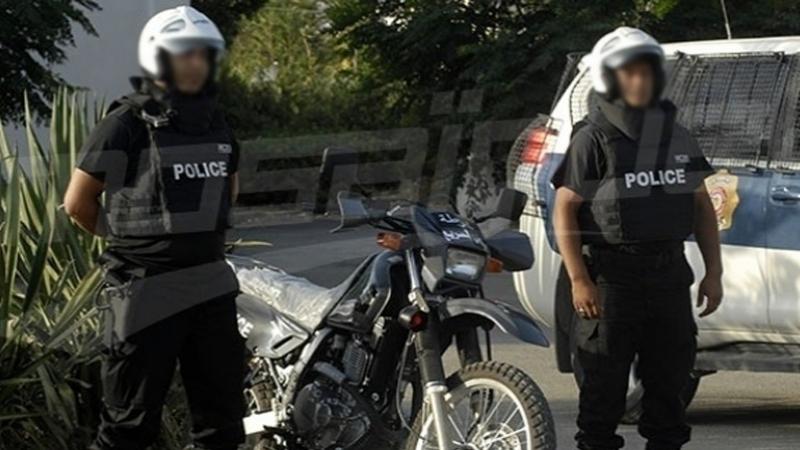 حملة أمنية وقائية تسفر عن ايقاف 812 شخصا مفتش عنهم