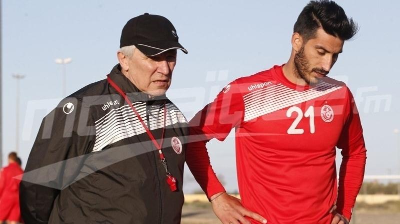 تشكيلة المنتخب الوطني ضدّ المغرب