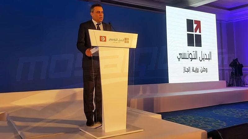 مهدي جمعة: توحيد التونسيين هو هدف البديل التونسي